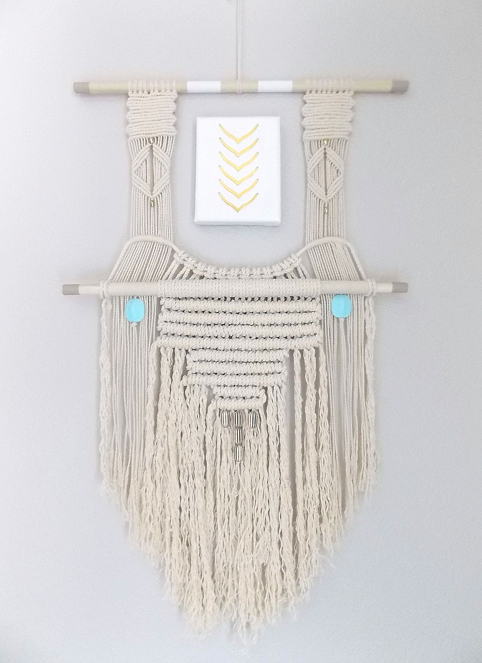 Hanging Frame Sea Breeze By Himo Art