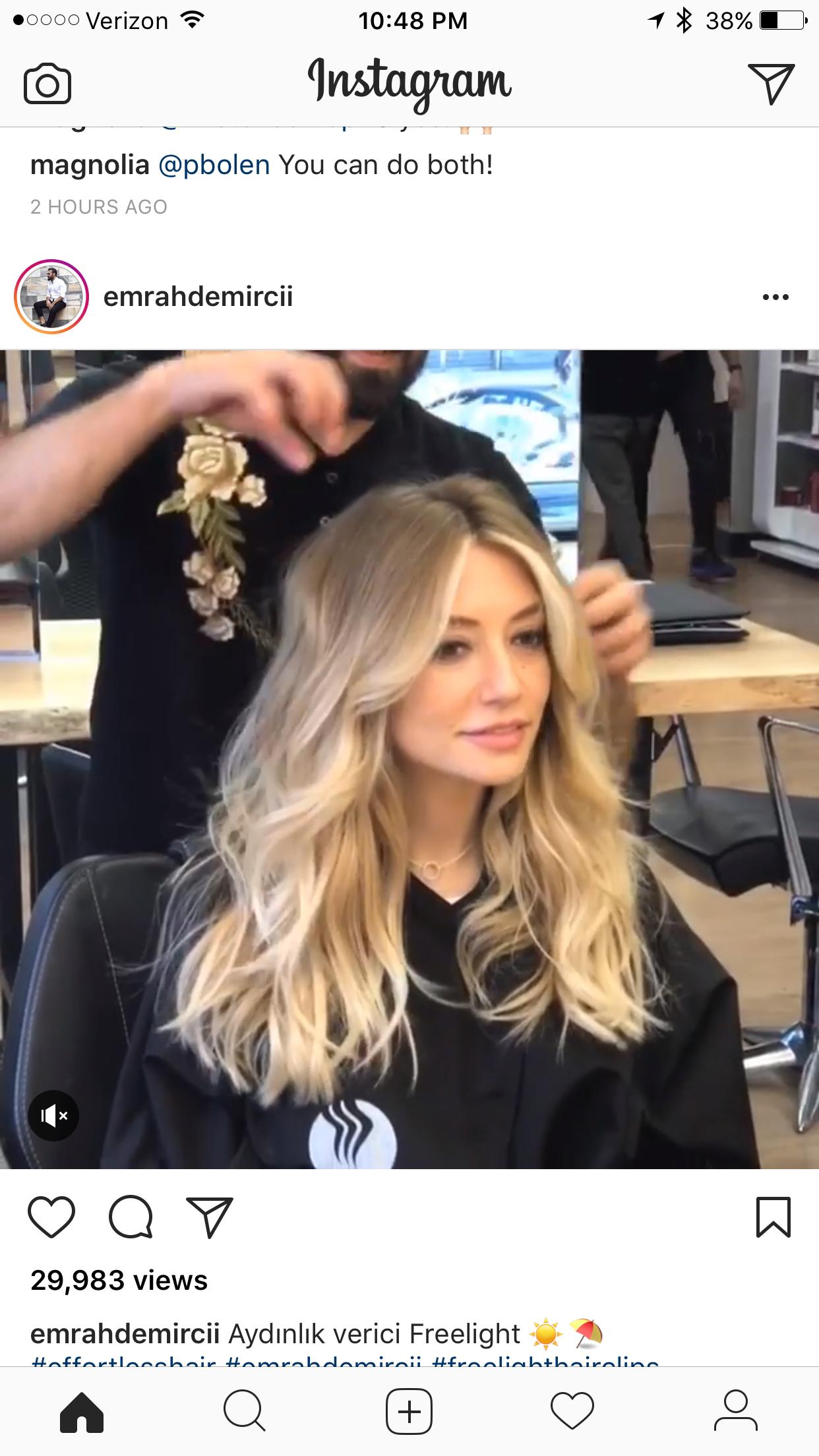 hair bronde balayage