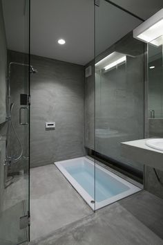 sunken bathtub shower combo - Google Search | Remodeling ...