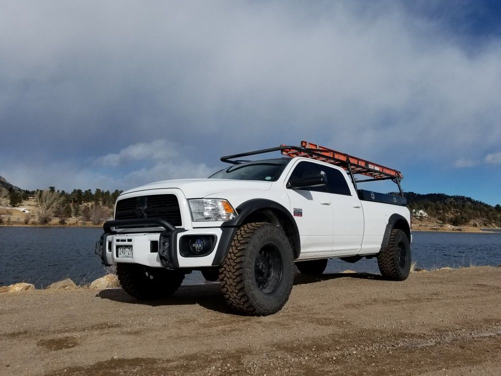 Toyo MT #40x15 5 r20 #No lift | XL RAM 2500 | Dodge ram pickup