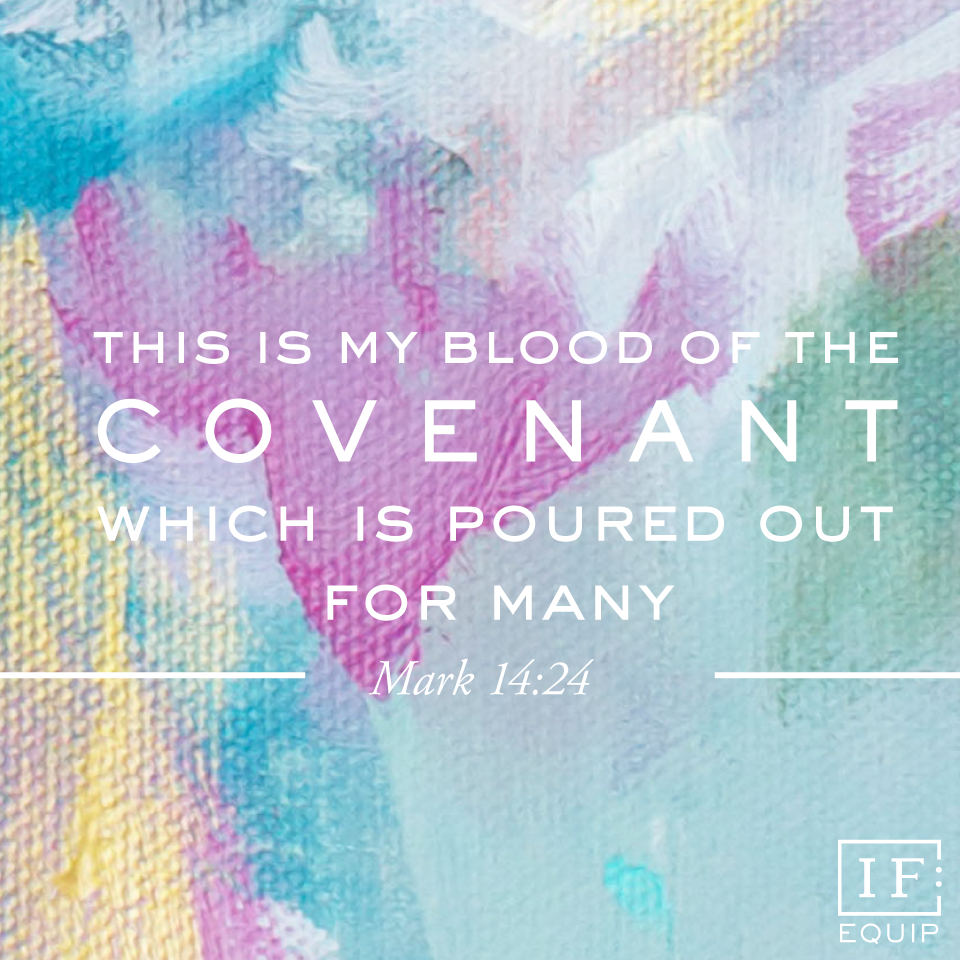 Mark 14: 17-29 | IF:Equip The fear of the Lord brings wisdom. Jesus caused the disciples to examine themselves...I need to do some self-examination and grow in knowledge and wisdom. #IFEquip @IFgathering