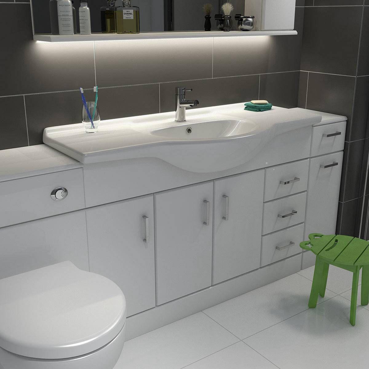 Victoria Plumb Bathroom Design Bathroom Makeover Monochrome Bathroom