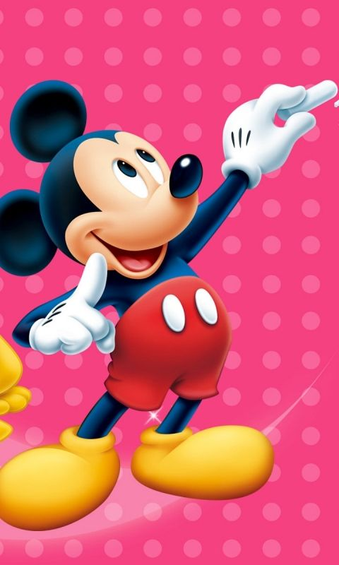 Mickey Mouse Wallpaper For Phone Free Download Mickey In 2019