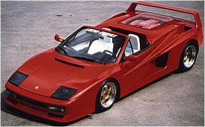 Ferrari Replica Kits Ferrari Replica Ferrari Ferrari Testarossa