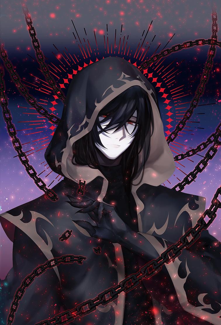 그분은 휴가가셨어 내가 봤어 나우 On Twitter Anime Demon Boy Evil Anime Cute Anime Guys