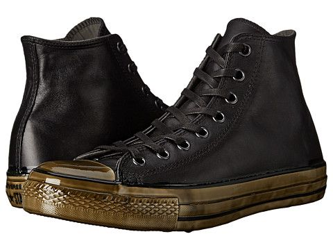 Converse Chuck Taylor All Star Dipped Outsole Hi Mens Black Sneakers