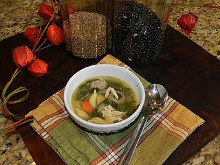 Fergie's Italian Wedding Meatball Soup