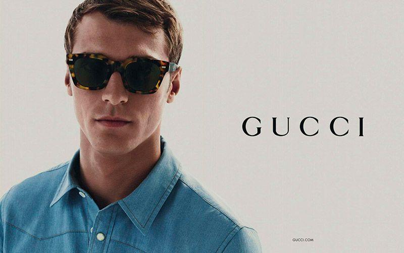 191656c0ab834 Gucci eyewear SS15 Óculos De Sol Gucci
