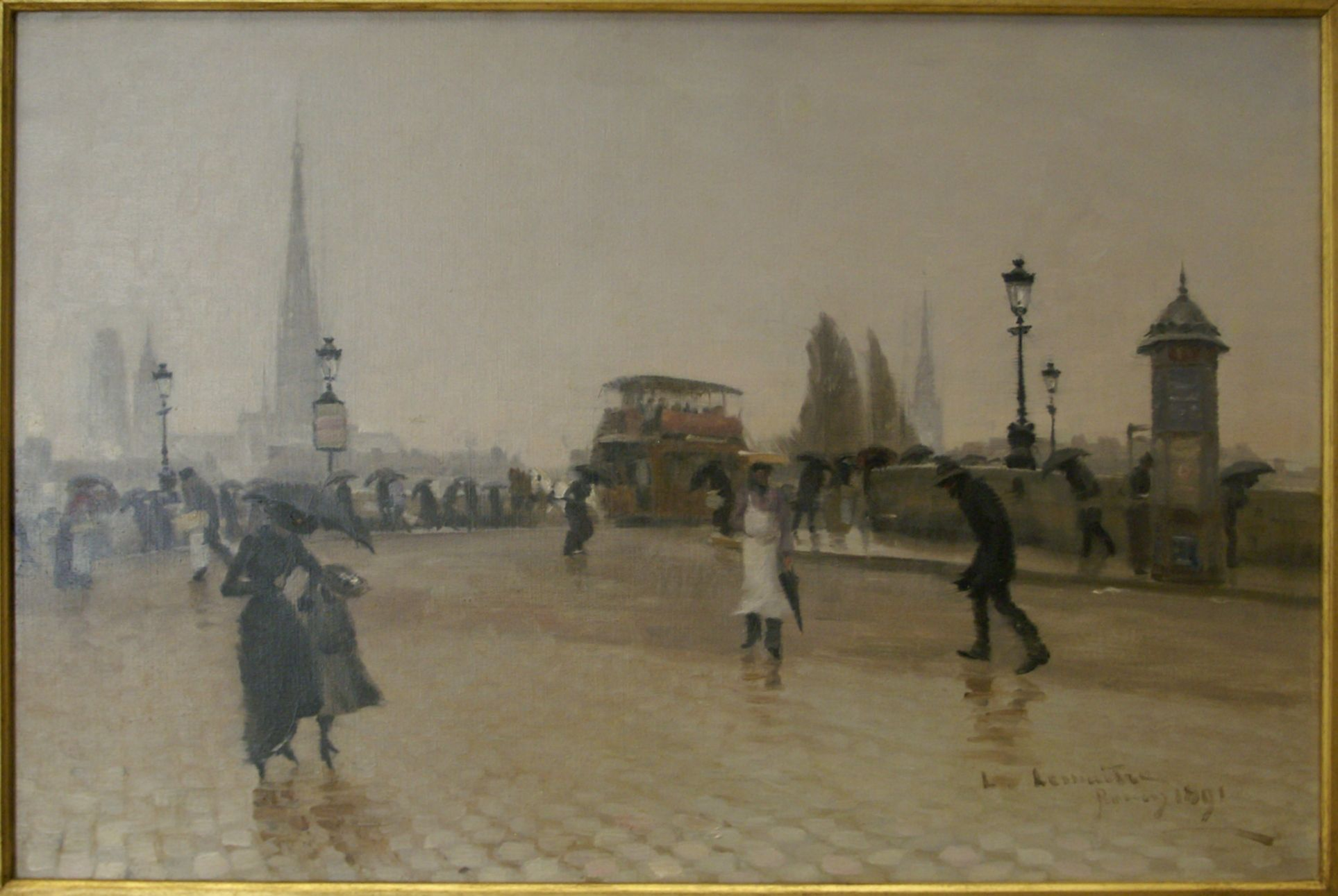 Peintres Ecole De Rouen léon-jules lemaître. École de rouen impressionnisme | rouen