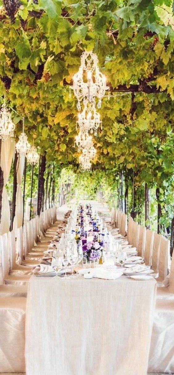 vineyard wedding table http www deerpearlflowers com outdoor