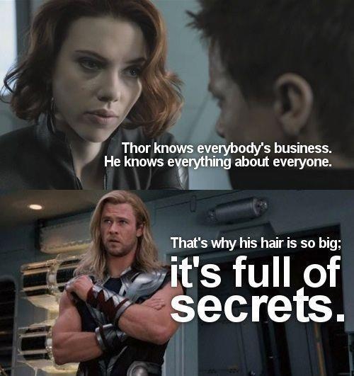 It's full of secrets