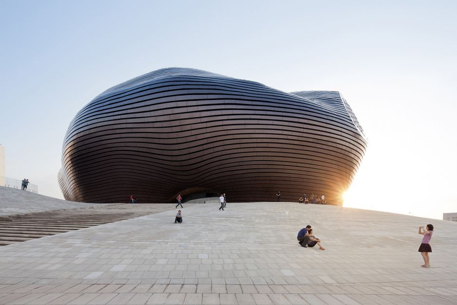 Ma Yansong's Lucas Museum Is a Challenge to Chicago Architecture | Chicago magazine | Politics & City Life November 2014