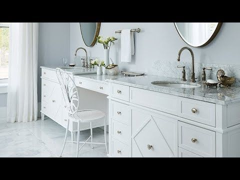 Behind the Design of Sarah Richardson's Master Bathroom