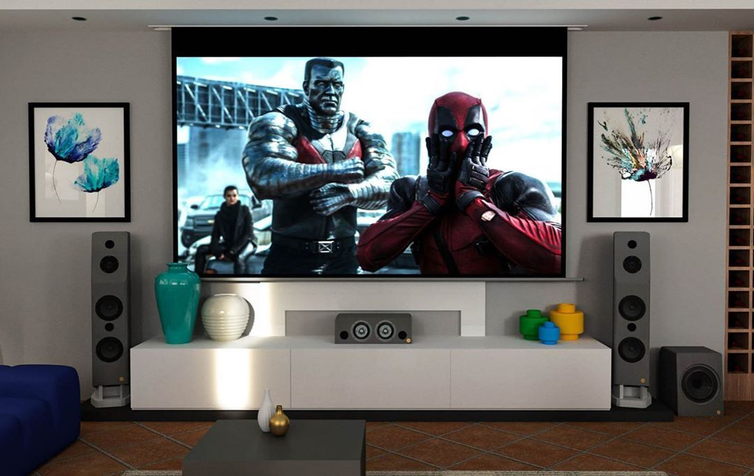 Enjoy the weekend at home with your favorite movies