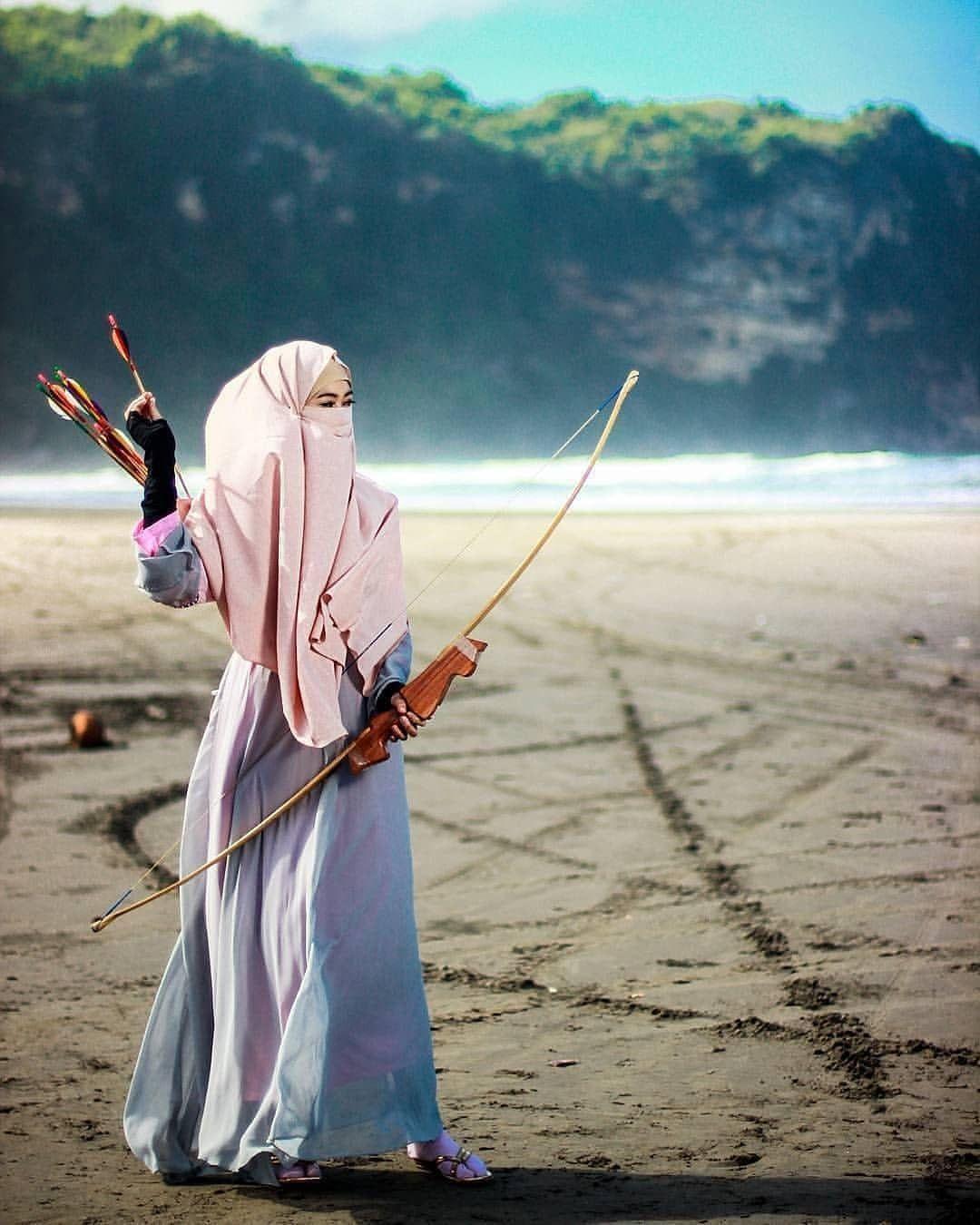 Pin Auf Niqab