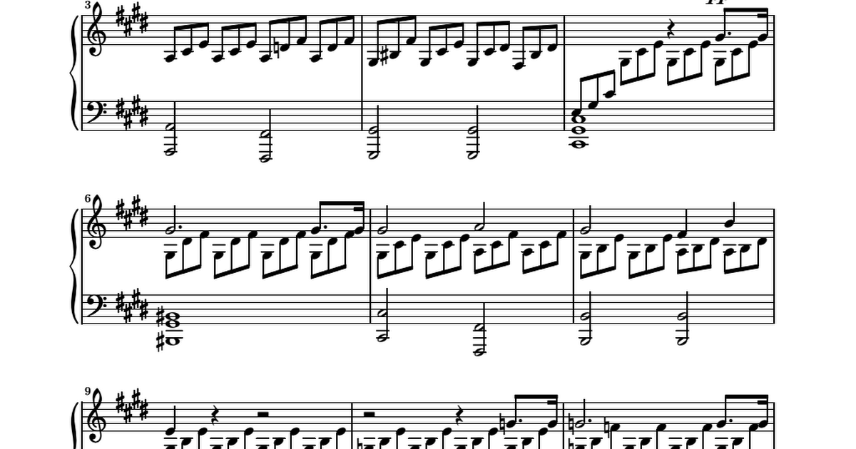 yiruma moonlight sheet music free pdf