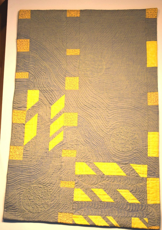 Fiber Art, Wall Hanging, Contemporary Art Quilt, fiber art, wall ...