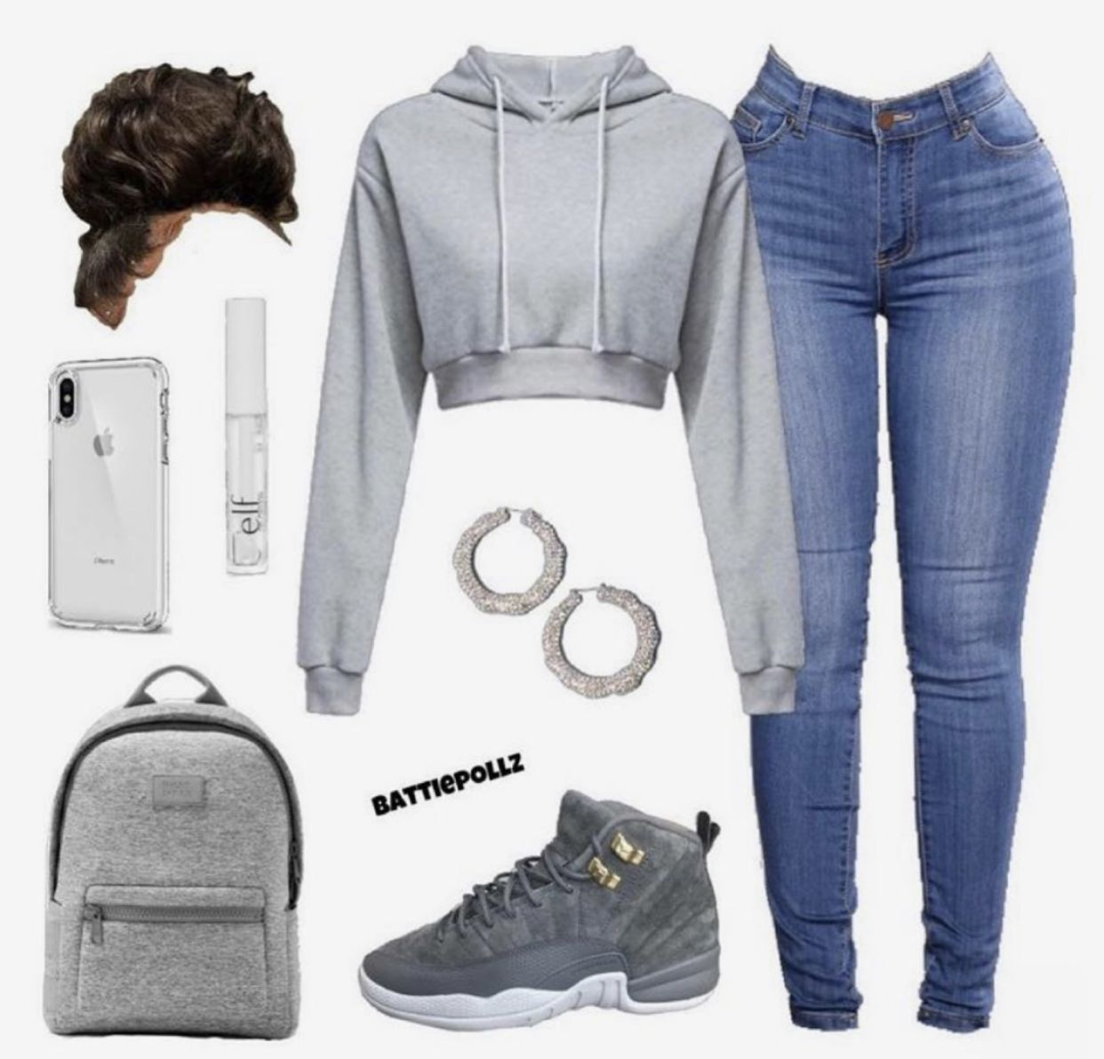 Pin By Gianna Manna On Polyvore Cute Swag Outfits Teenage Fashion Outfits Baddie Outfits Casual