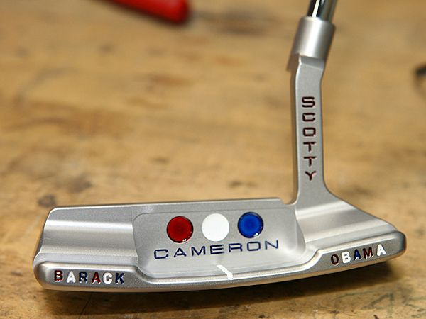 Scotty Cameron custom Newport putter with Red 4a7853ef64df4