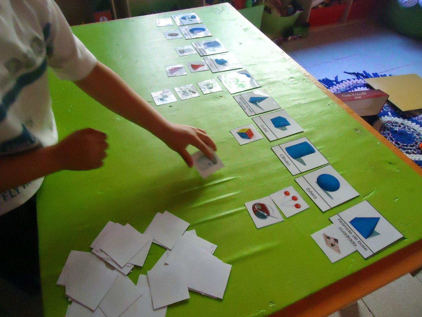 Aprendizaje Familiar: Introducción a la Geometria