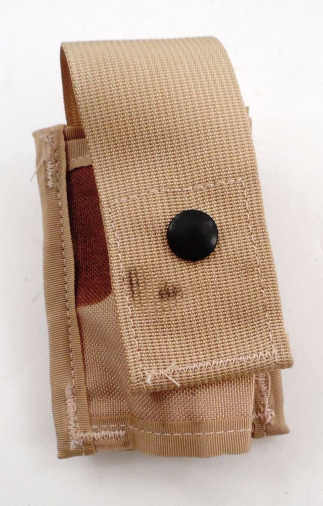 Specialty Defense Systems MOLLE ll 40 MM Grenade Pouches a Double /& a Single 2