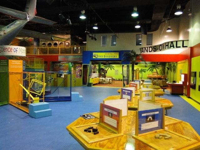 Imaginarium Science Center - such an awesome place to take the kids and family while in Fort Myers, Florida.