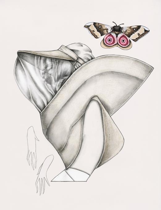 Tara Dougan - Runway Illustrations