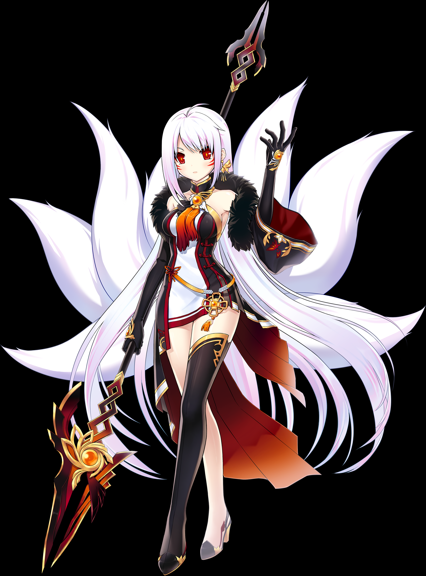 Image by Hour Glass on Ara Haan Elsword, Anime, Character