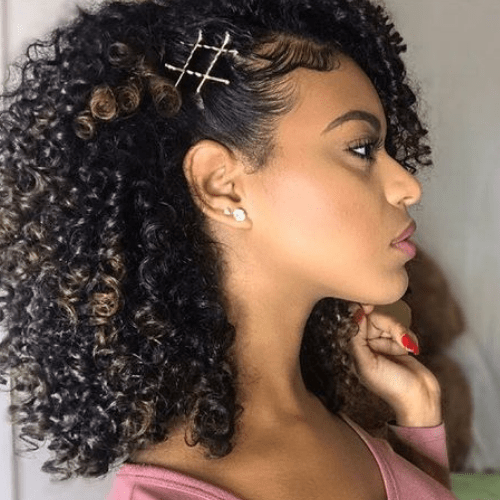 Best New Year S Party Hairstyles Curly Hair Styles Naturally Curly Hair Styles Natural Hair Styles