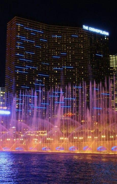 Happenin' in Vegas!