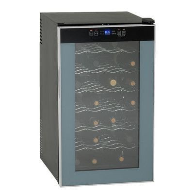 Avanti 28 Bottle Single Zone Freestanding Wine Refrigerator