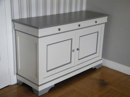 relooking de meubles en merisier style louis philippe elbeuf et saint germain en laye deco. Black Bedroom Furniture Sets. Home Design Ideas