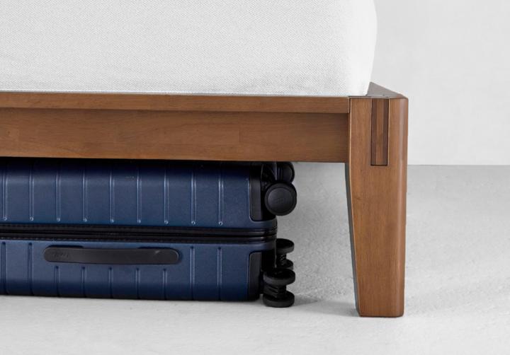 The Bed Platform bed frame, Diy bed frame, Bed frame