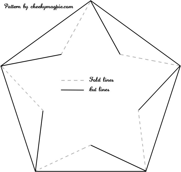 star pinwheel pattern   YESSSSSS!   Pinterest   Patterns, Craft ...