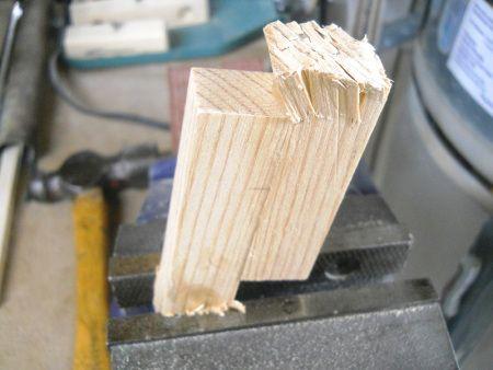 Glue Test / Tester la colle
