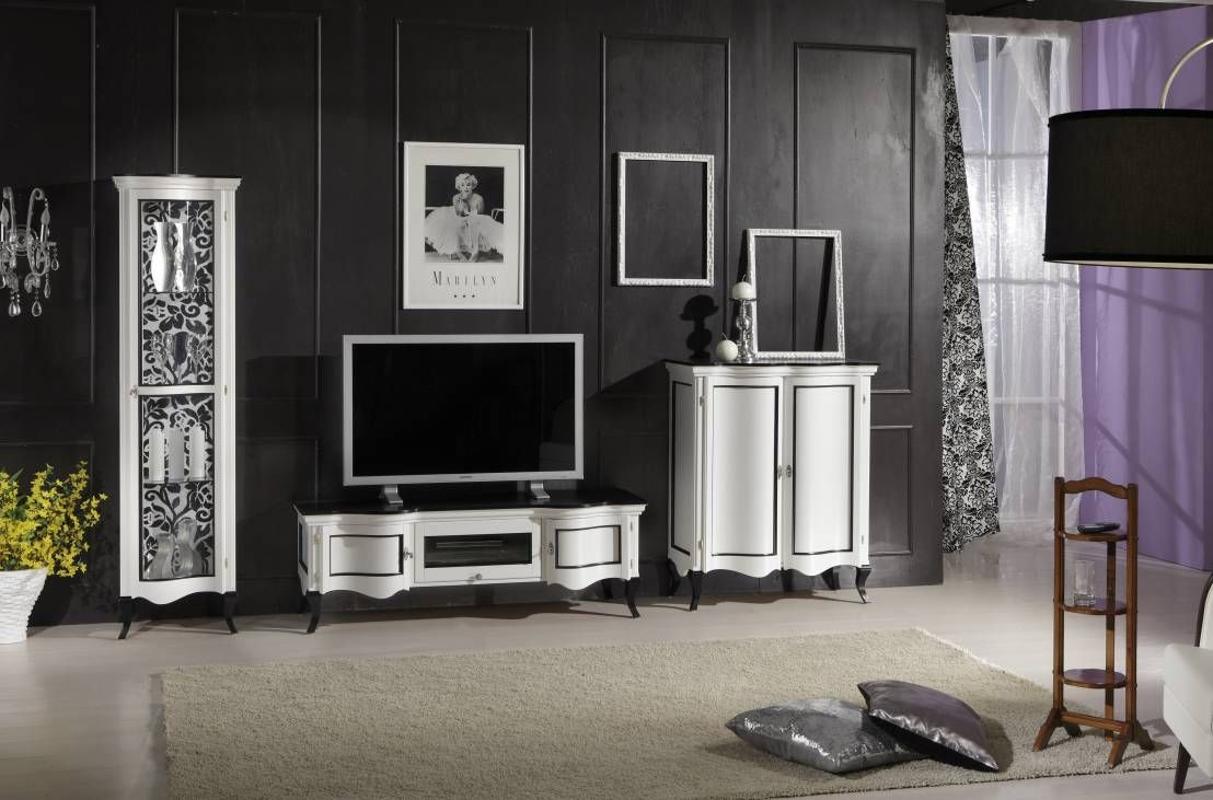 6 Storage ideas for your TV room | homify | Living room tv ...