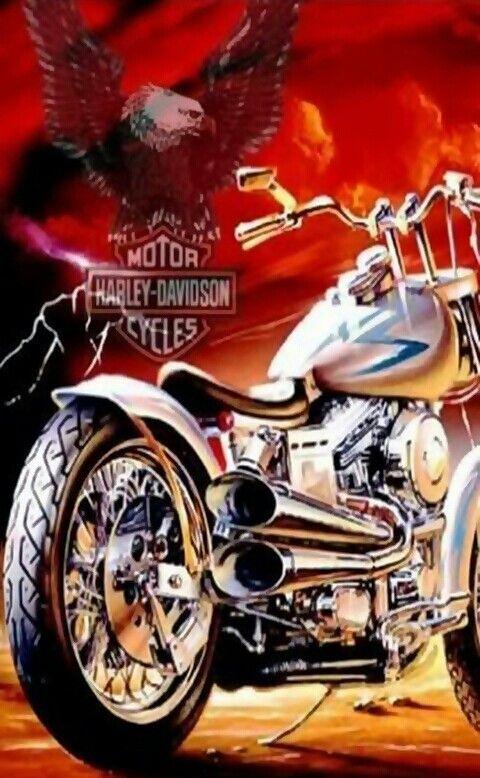 Hd Wallpaper Happy Birthday Motorcycle Happy Birthday Harley Happy Birthday Harley Davidson