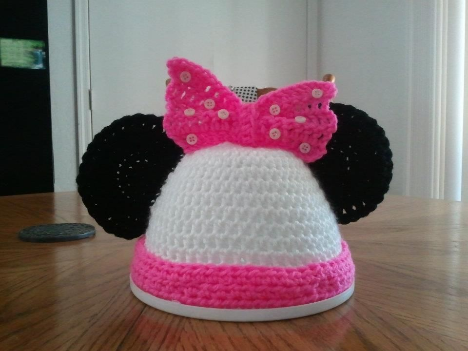 minnie mouse By Rita