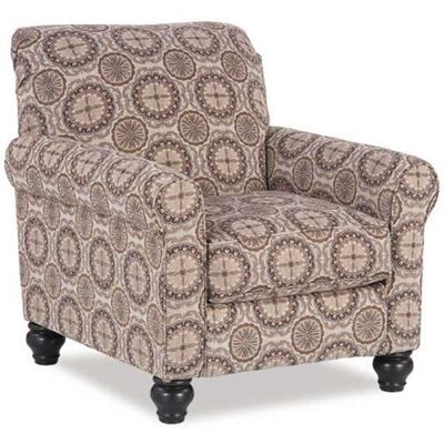 Show Details For Brevillle Medallion Accent Chair 278