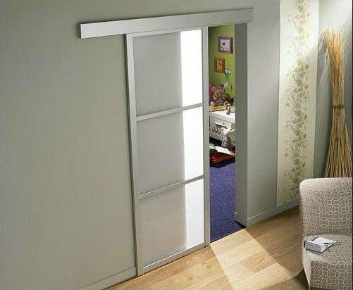 Puerta deslizante para el closet