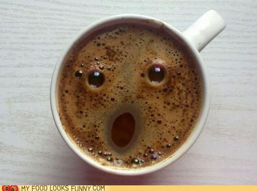 Coffee... Say whaaaaat!?