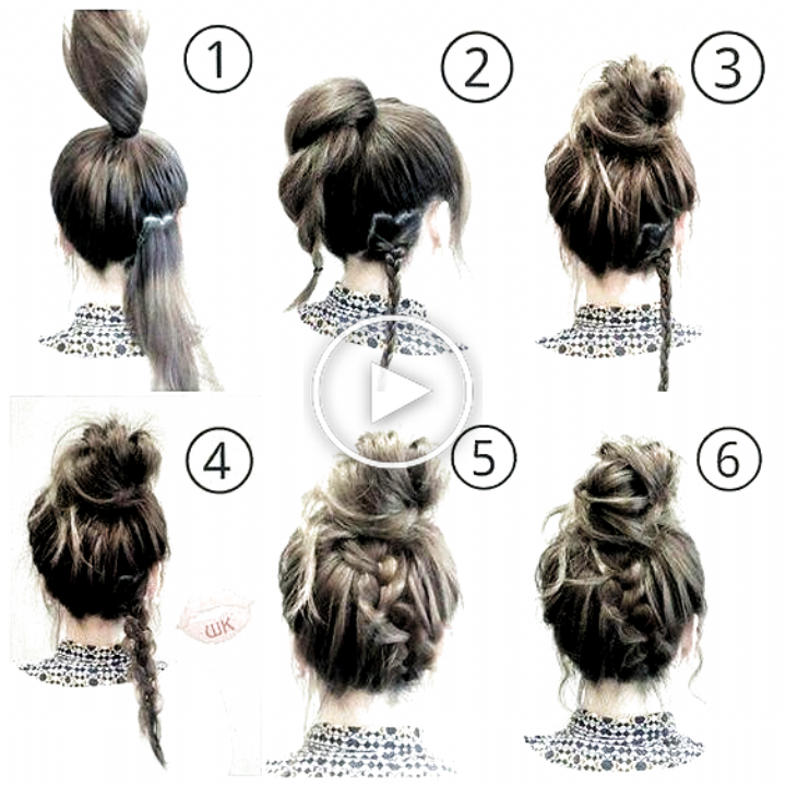 Easy Hairstyles For Medium Length Thick Hair Easy Hairstyles For Medium Length Thick Hair 52444 Easy Formal Short Hair Styles Easy Easy Hairstyles Hair Styles