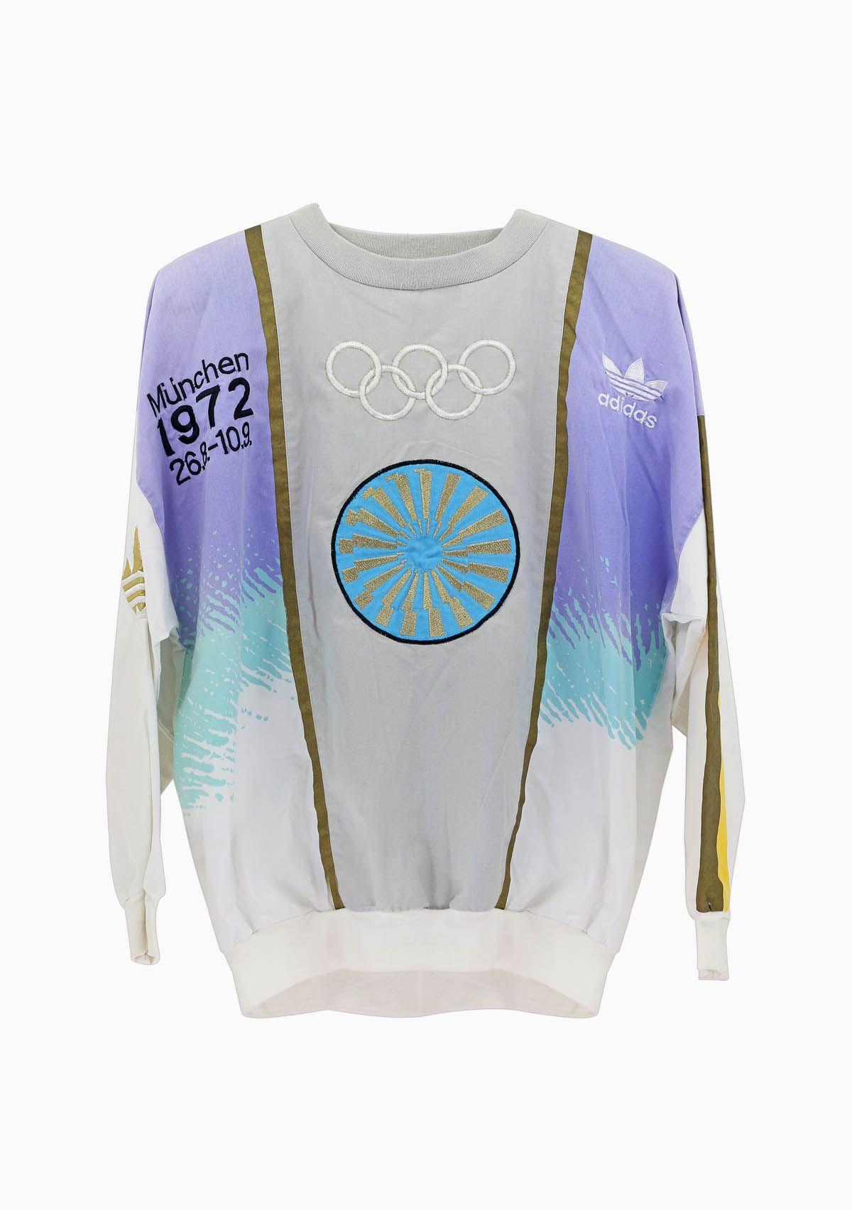 Adidas Munchen Olympics sweatshirt | print in 2019