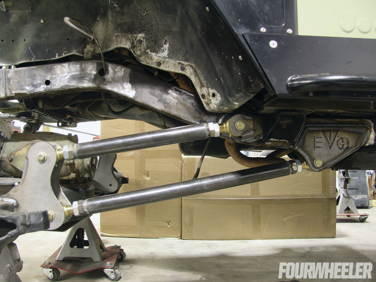 Front 4 Link Jeep Wrangler Parts Jeep Wrangler Jeep