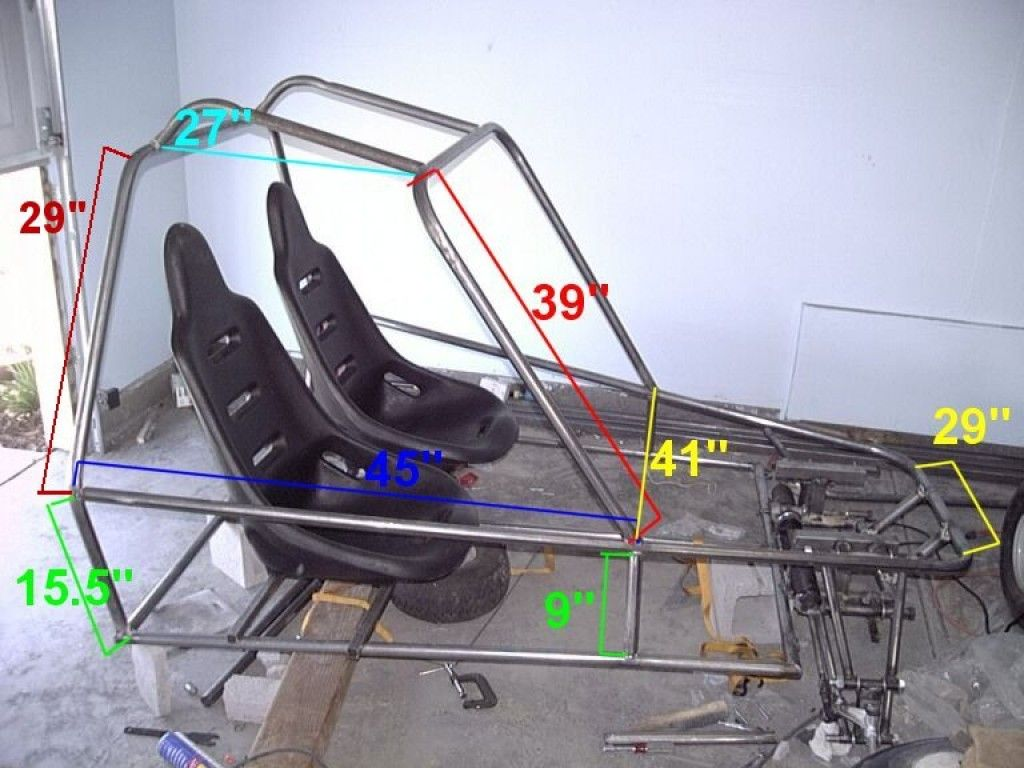how to build your own go kart a step by step guide for. Black Bedroom Furniture Sets. Home Design Ideas