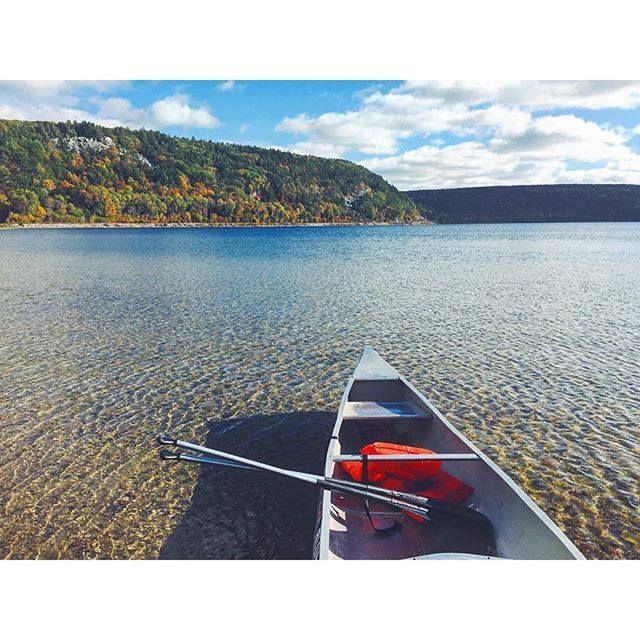 Places To Visit On Lake Michigan In Wisconsin: Baraboo [Photo By @lydiaklee