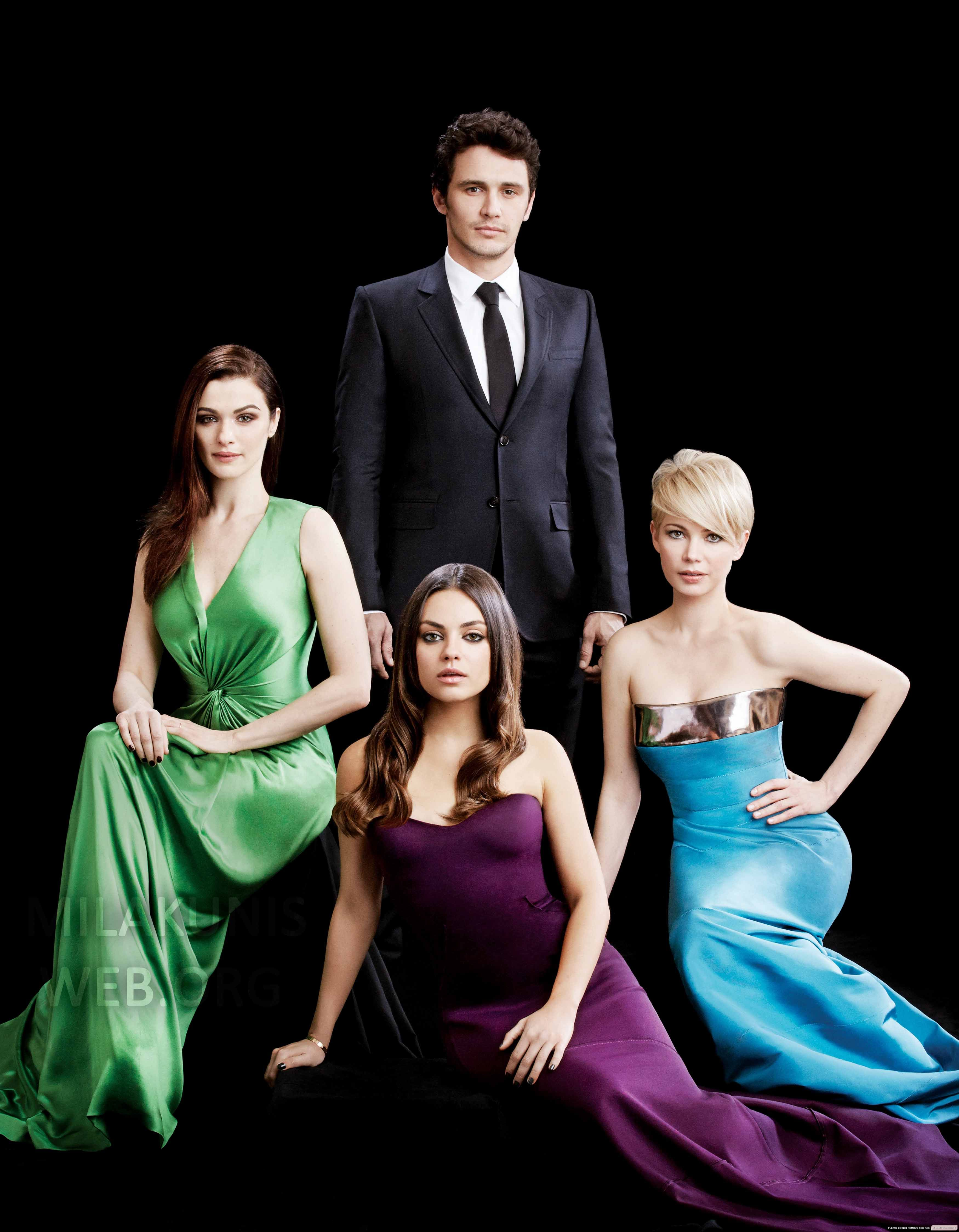 Mila Kunis, Michelle Williams, Rachel Weisz, James Franco ...Oz The Great And Powerful Cast