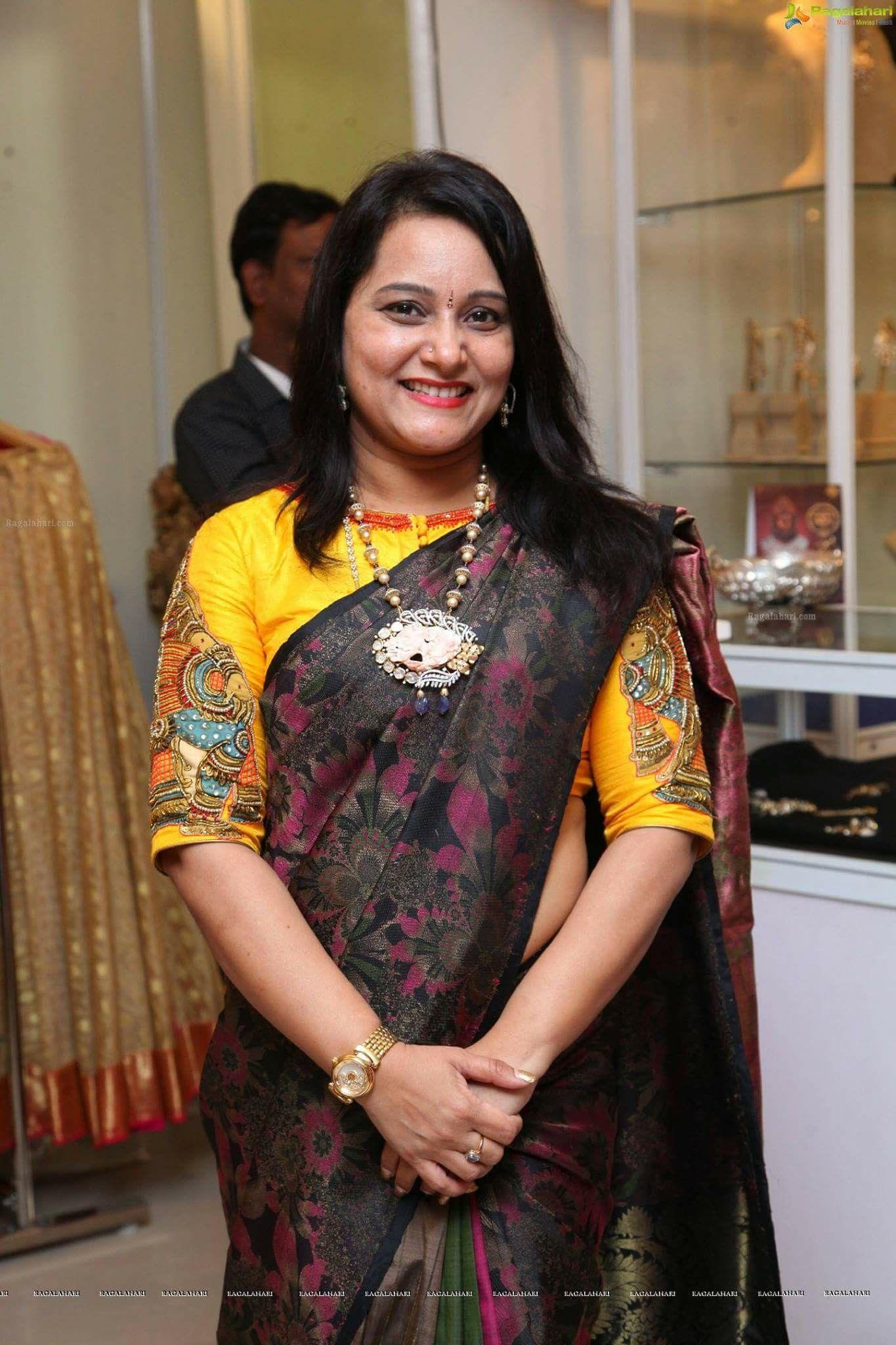 Saree blouse design new pin by poonam joshi on saree  pinterest  saree blouse designs and