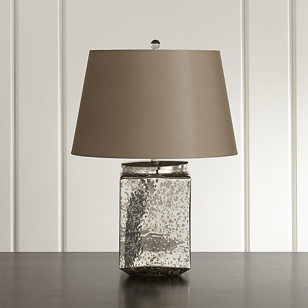 Jolie Table Lamp | Crate and Barrel - Artists & Designers Crates, Barrels And Twin Beds