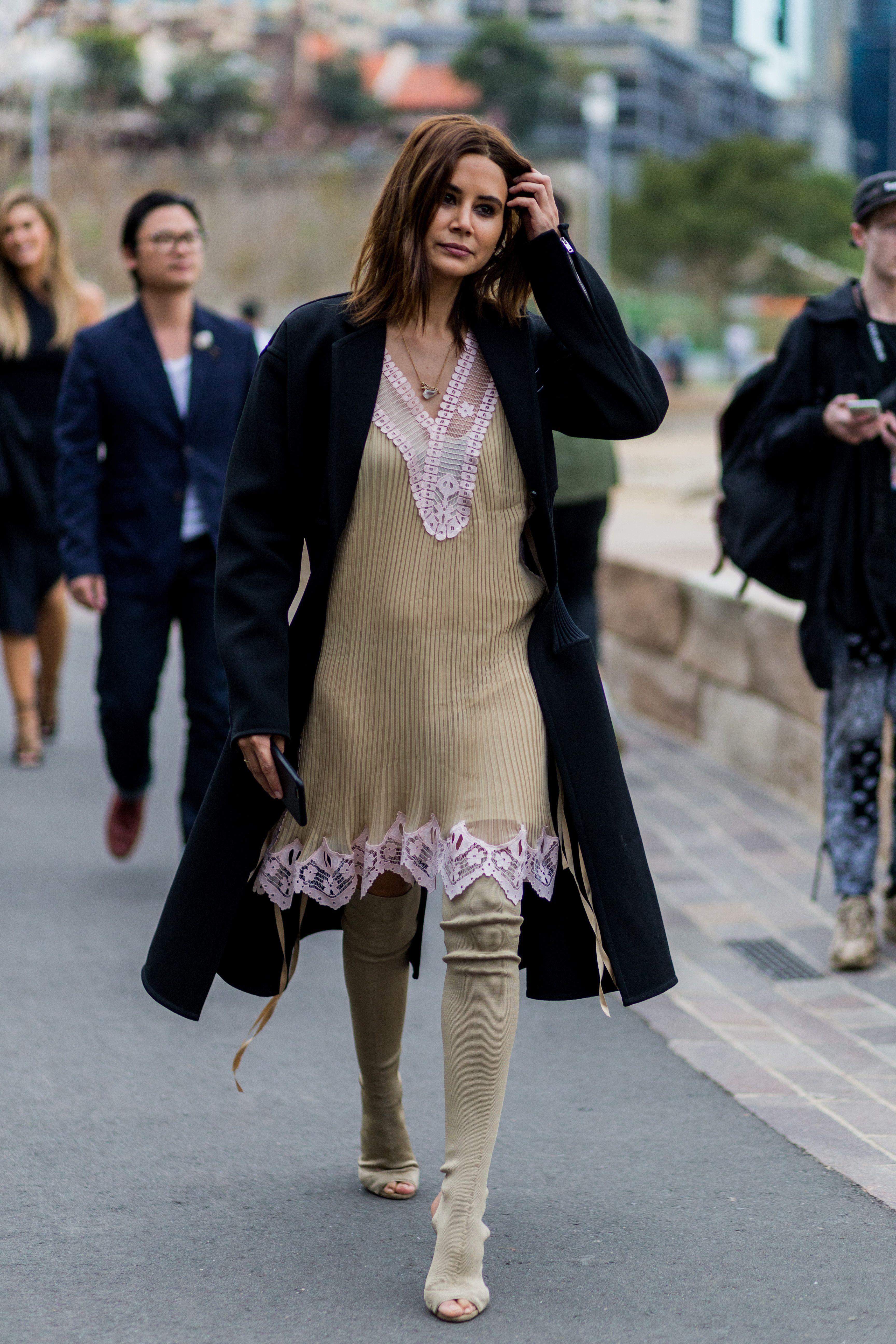 Best Street Style from Australia Fashion Week 2016